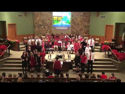 Open Bible Christian School Christmas Program