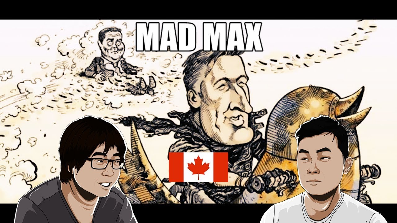 Will Maxime Bernier Make Canada Great for Once? (Mad Max: Victory Road)