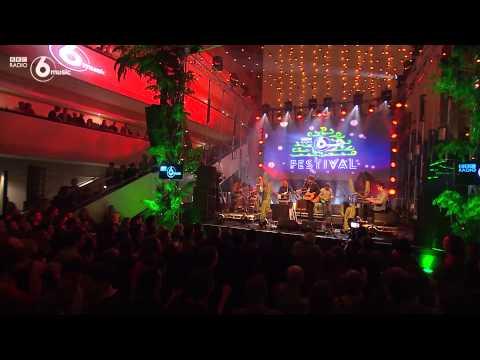 Gruff Rhys - American Interior at BBC 6 Music Festival 2015