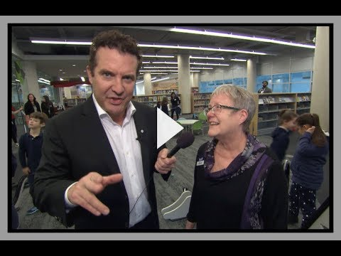 A Day in the Life at TPL with Rick Mercer