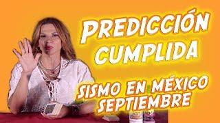 Repeat youtube video PREDICCIÓN SISMO EN MÉXICO- Especial Mhoni Vidente