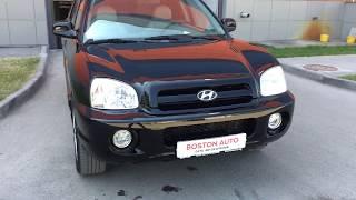 Hyundai Santa Fe, 2005 2.4 4WD AT (174 л.с.) Экспресс обзор от Никулина Александра...