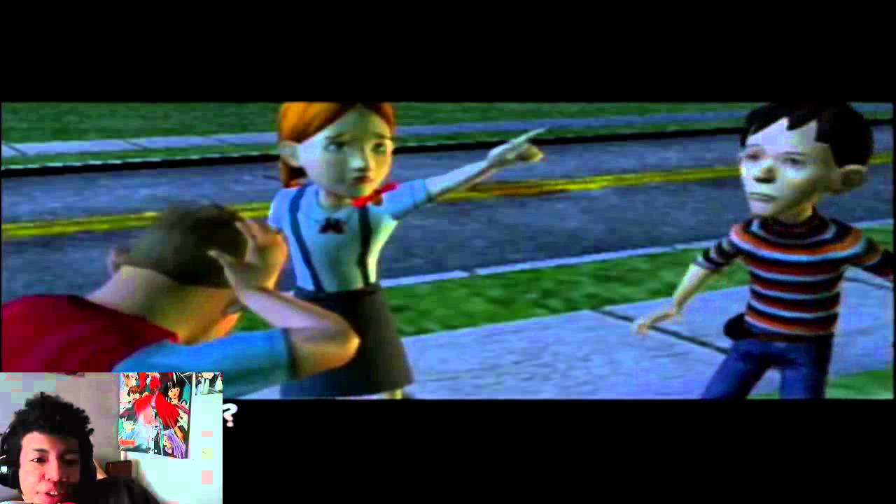 monster house pc gameplay