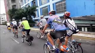 1° Encontro de Bikes Dobráveis do CAB