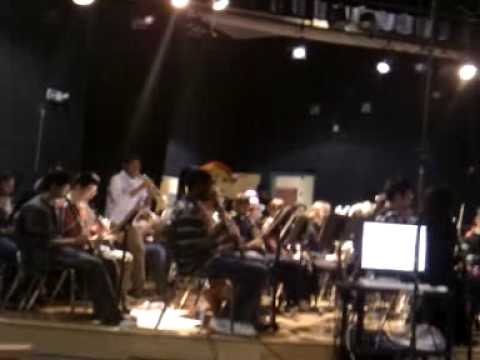 metro high school concert band