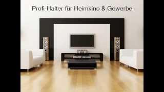 Neigbare TV-Wandhalterung Peerless ST670P - ST680P / CMB-Systeme.de