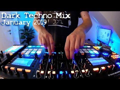Dark Techno ( Underground ) Mix 2019 January