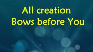 Bishop Paul S. Morton Sr. - You Are Holy - Lyrics