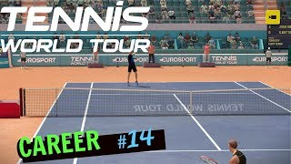 Tennis World Tour - COME ON - Career #14 - PS4 Gameplay