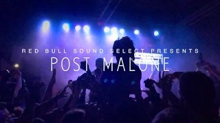 Post Malone - Red Bull Sound Select Twin Cities