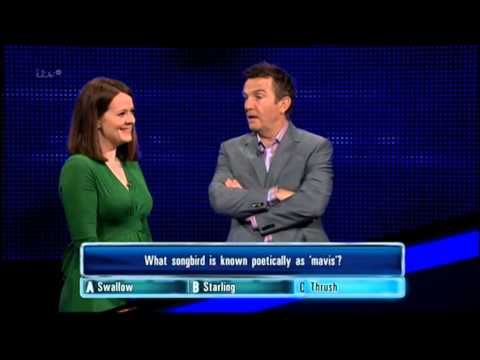 Bradley Walsh | Thrush, Stumble & Biting Minge | ITV | 2014