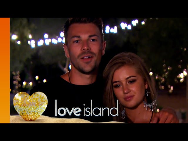 Sam and Georgia Leave the Villa | Love Island 2018