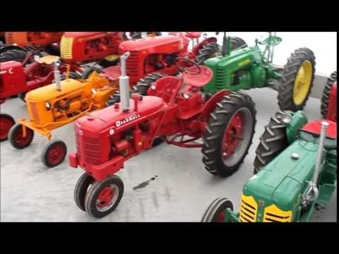 George Nesbitt's Tractor Collection 2014