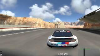 Trackmania 2 Canyon - Gameplay