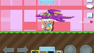 Growtopia | Getting Legendary Dragon ~ Projoy :] ft. Palestinian