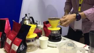 Brewing (Manually) Local Indonesian Coffee in Jakarta | Naguib Chowdhury