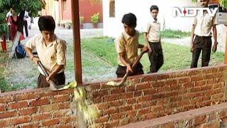Welham Boys' School, Dehradun Join Swachh India Mission