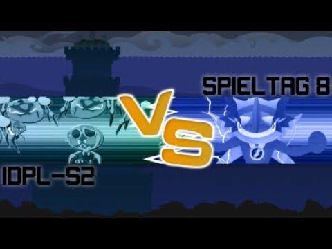 IDPL - Season 02 - Spieltag 08 - Gruppe B - vs Marvelous Speedsters - Krieg gegen die Turnierleitung