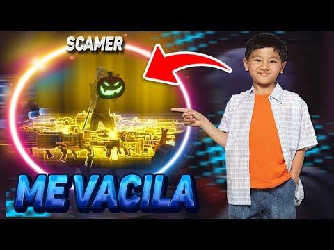 SCAMEO al SCAMMER MAS VACILÓN   Cazando Scammers #42