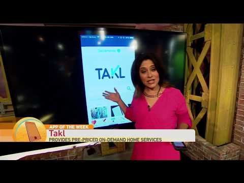 Takl on Good Day Sacramento