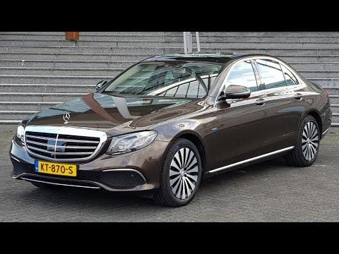 Mercedes-Benz E-Klasse 350 E LEASE EDITION PRESTIGE PLUS Comand, Air body control, Parkpilot incl. 3