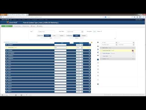 How To: Seblod Multi Page Forms With Joomla