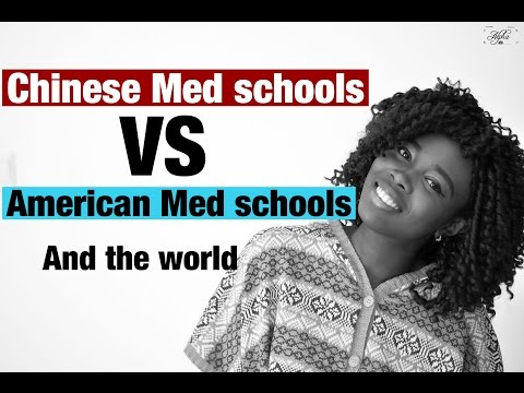 Difference between Chinese Med schools and American med schools | Study Medicine Abroad | MD VS MBBS