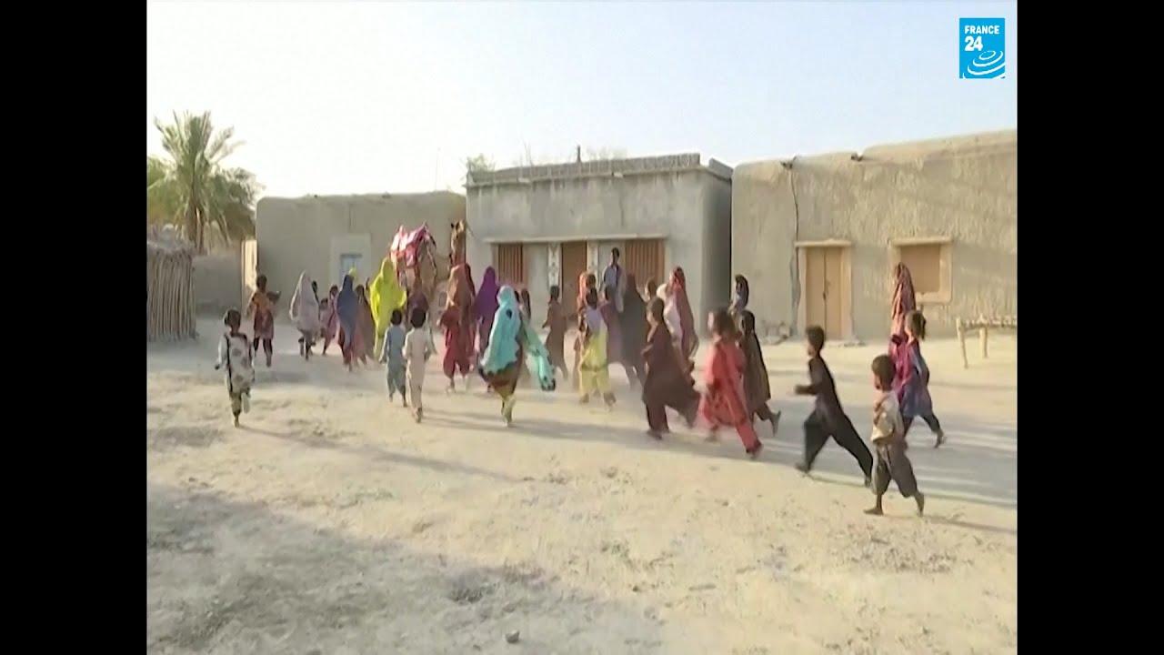 المكتبة الجمل ..حل نسائي لإنقاذ أطفال باكستان في ظل جائحة فيروس كورونا  - 19:00-2021 / 5 / 10