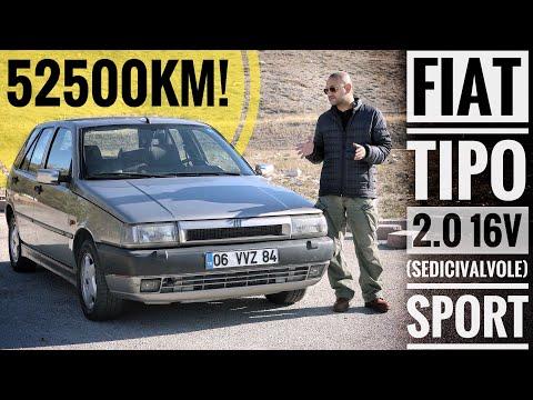 Fiat Tipo 2.0 16v (Sedicivalvole) Sport; Sadece 52.500km'de