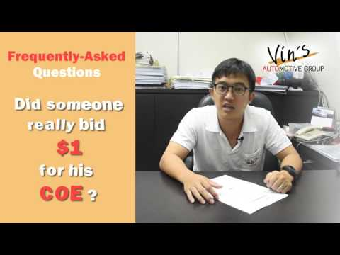 VAuG's Education Series - How COE Bidding Works FAQ 2