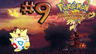 Pokémon heartgold (nuzlocke challenge) #9 - Oliville!