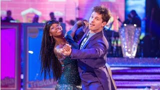 Jamelia & Tristan MacManus Quickstep to