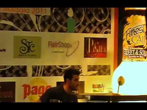 Barman Flair 4 - Head to Head - Marcello Panebianco vs Matteo Melara