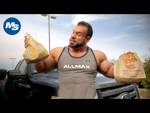 Clean Fast Food at McDonalds & Burger King w/ Steve Kuclo
