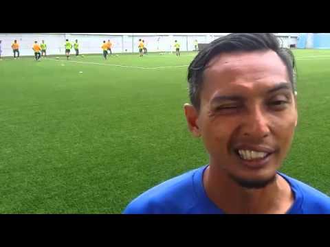 Geylang Boss Hasrin Jailani On 2016 S-League Season