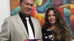 """Exposición """"Sueños y Huellas"""" de Neba Camacho de Bolivia y Jaime Carlosama de Colombia"""