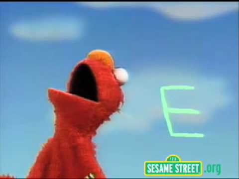 elmo letter of the day song sesame elmo everything about the letter e 365