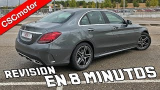 Mercedes-Benz Clase C | 2018 | Revisión rápida