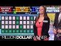 Wheel of Fortune's Second Million Dollar Winner!