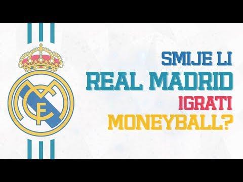 Smije li Real Madrid igrati Moneyball?