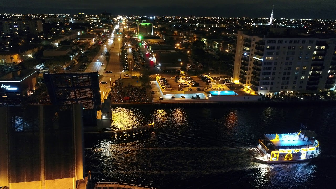 Fort Lauderdale Christmas Boat Parade.Fort Lauderdale Winterfest Boat Parade 2017 Commerical Blvd