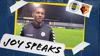 PLAYER VIEW | St Albans City 2-1 Watford U23s | Friendly | Tue 27th July 2021