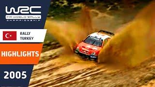 WRC Highlights: Turkey 2005: 52 Minutes