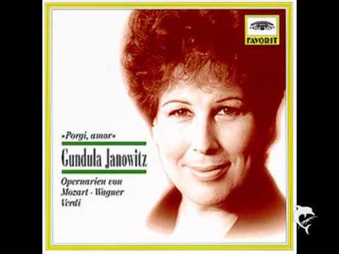 GUNDULA JANOWITZ --   Porgi amor --   FIGARO / MOZART