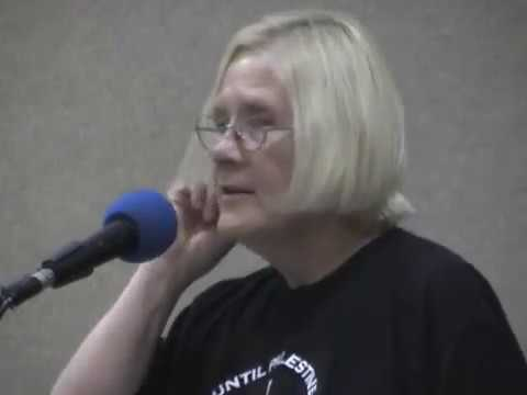 Ann Wright - What Really Happened on the Gaza Freedom Flotilla (Part 5)