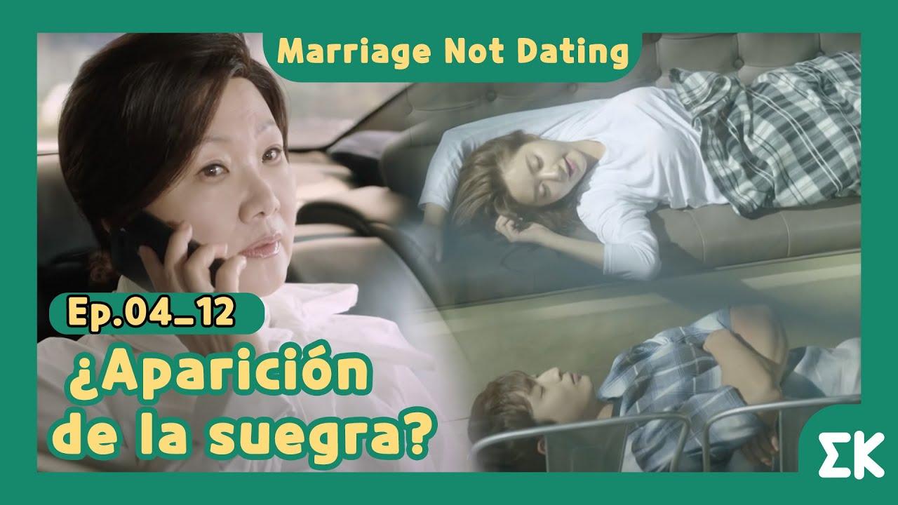 [#MarriageNotDating]Ep.04-12 |  ¿Aparición de la suegra?  | #EntretenimientoKoreano