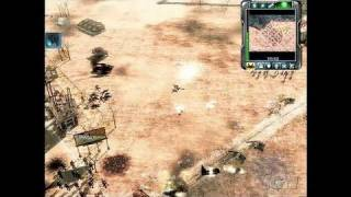 Command & Conquer 3 Tiberium Wars PC Games Gameplay -