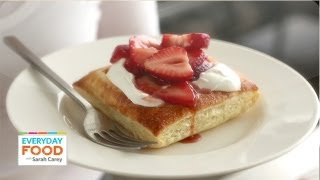 Puff Pastry Tarts - Everyday Food With Sarah Carey