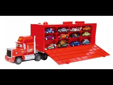 Disney pixar cars2 camiones juguetes disney veh culos juguetes para ni os youtube - Juguetes de cars disney ...