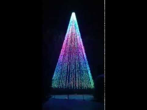 Albero con RGB LED - Christmas Tree - Easy Light